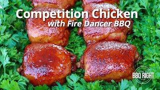 Competition Chicken Thighs