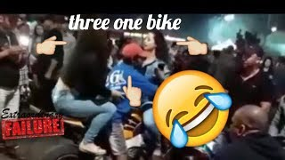 Bike Fail 2018 BEST 2 Girls