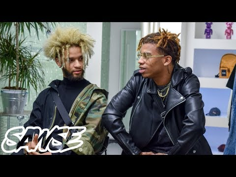 The Future Kingz talk meeting Ayo & Teo & more