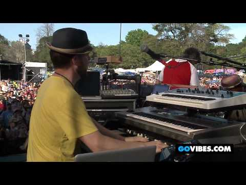 """Mickey Hart Band Performs """"Who Stole the Show"""" at Gathering of the Vibes Music Festival 2012"""