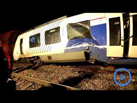 Nearly 50 injured in Germany train crash