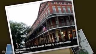 Jackson Square - New Orleans, Louisiana, United States