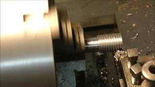 colchester lathe cuts metric thread