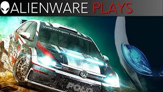Dirt Rally 2.0 Gameplay - Alienware Area-51m Gaming Laptop (RTX 2080)