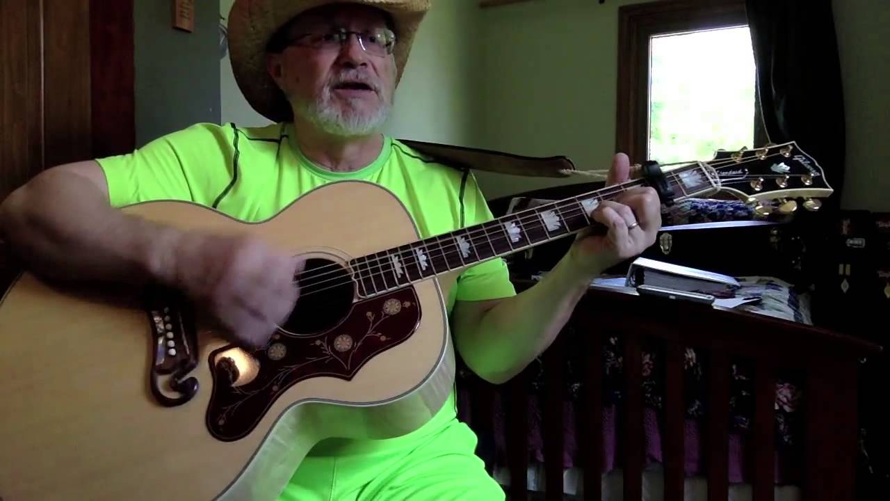 1843 Bet Your Heart On Me Johnny Lee Vocal Acoustic Guitar