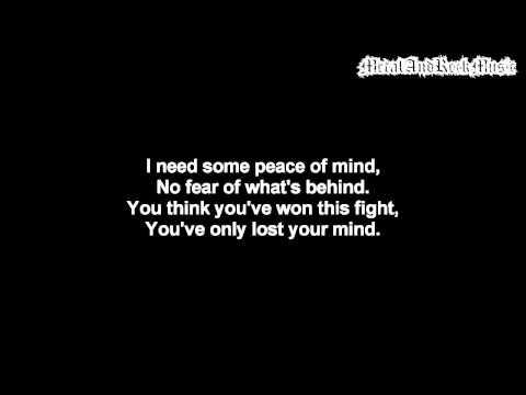 Breaking Benjamin - Had Enough | Lyrics on screen | HD