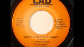 Larry Dixon -- Don