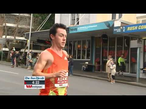 2012 City2Surf 15 minute highlights