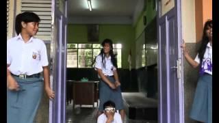 Flashmob Gangnam Style SMA Katolik Cendrawasih Makassar