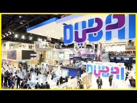 Arabian Travel Market in Dubai Review 2018. Dubai Vlog 2018. Exhibition in Dubai 2018. ATM 2018