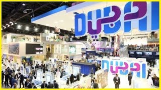 Arabian Travel Market in Dubai Review 2018. Dubai Vlog 2018. Exhibition in Dubai 2018. ATM 2018