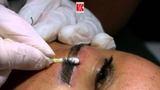 Мастер класс  Selen Shenalp (Англия). Перманентный макияж