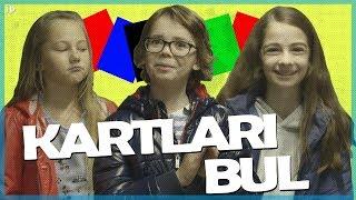 KARTLARI BUL, YARIŞI KAZAN! - PUBG Çocuk | Sibel Melek Arat, Gülse Göçer