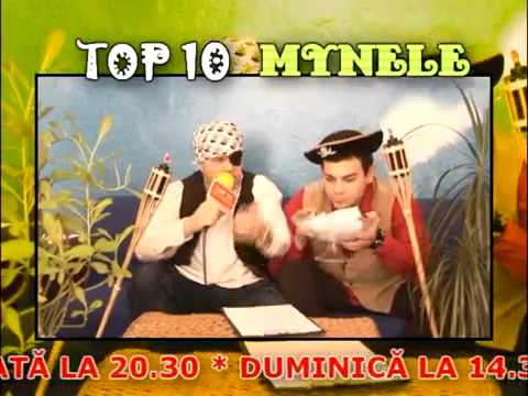 Top 10 Mynele @ Piratii ( Promo )