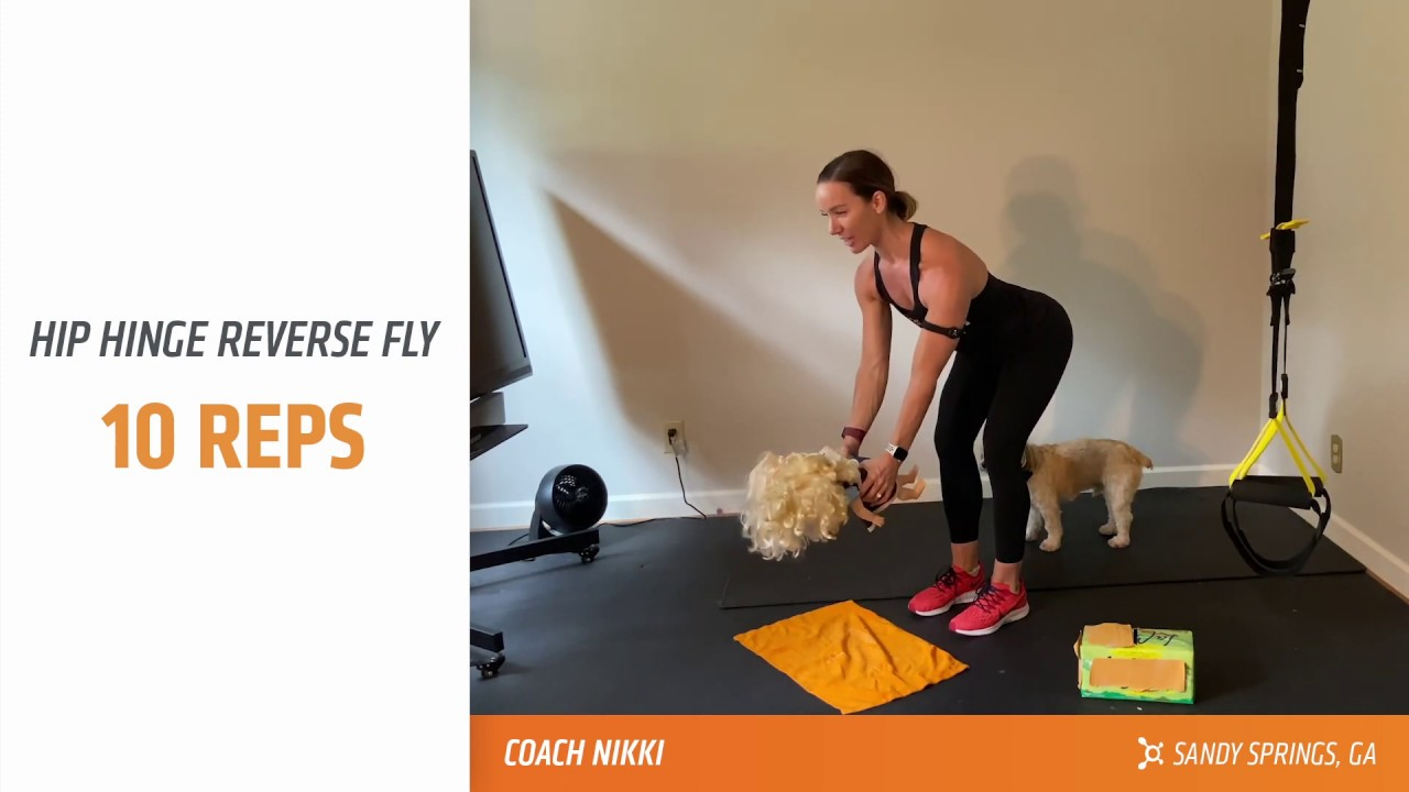 07.07.20 At Home Workout
