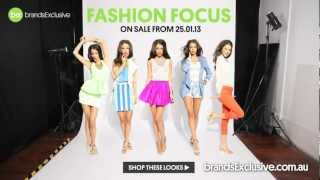 brandsExclusive: Fashion Focus Teaser Thumbnail