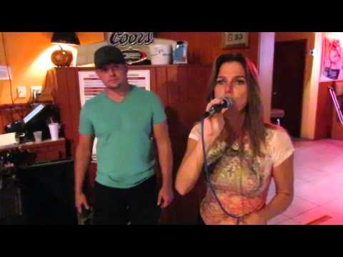 Amber and Josh sing Picture by Kid Rock and Sheryl Crow