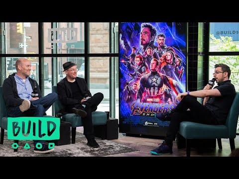 "Christopher Markus & Stephen McFeely Talk About The Film, ""Avengers: Endgame"""