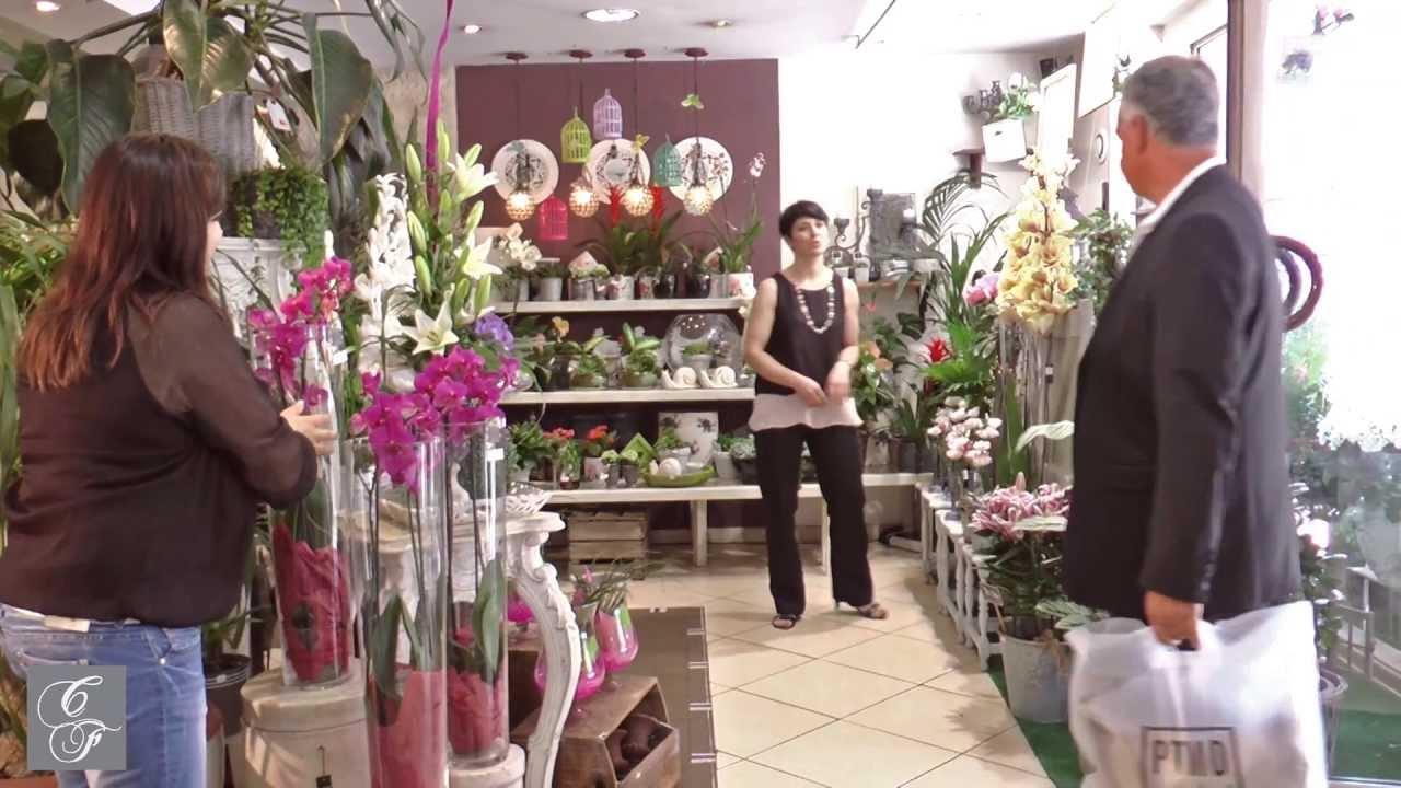 Fleuriste gaillac au comptoir des fleurs youtube - Au comptoir des cotonniers ...