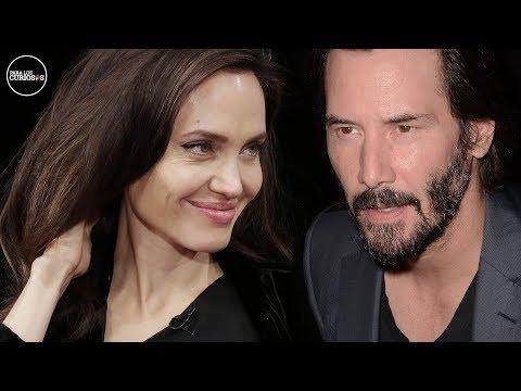 ¿Por qué Angelina Jolie debería andar con Keanu Reeves? 😍