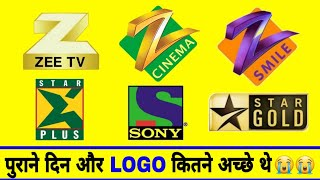 Old Logo's | Old Logo's Of All Indian TV Channels | By Pure Tech