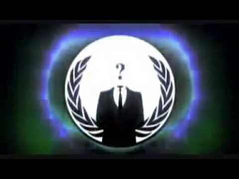 Message de Anonymous au salafistes Tunisiensmp4
