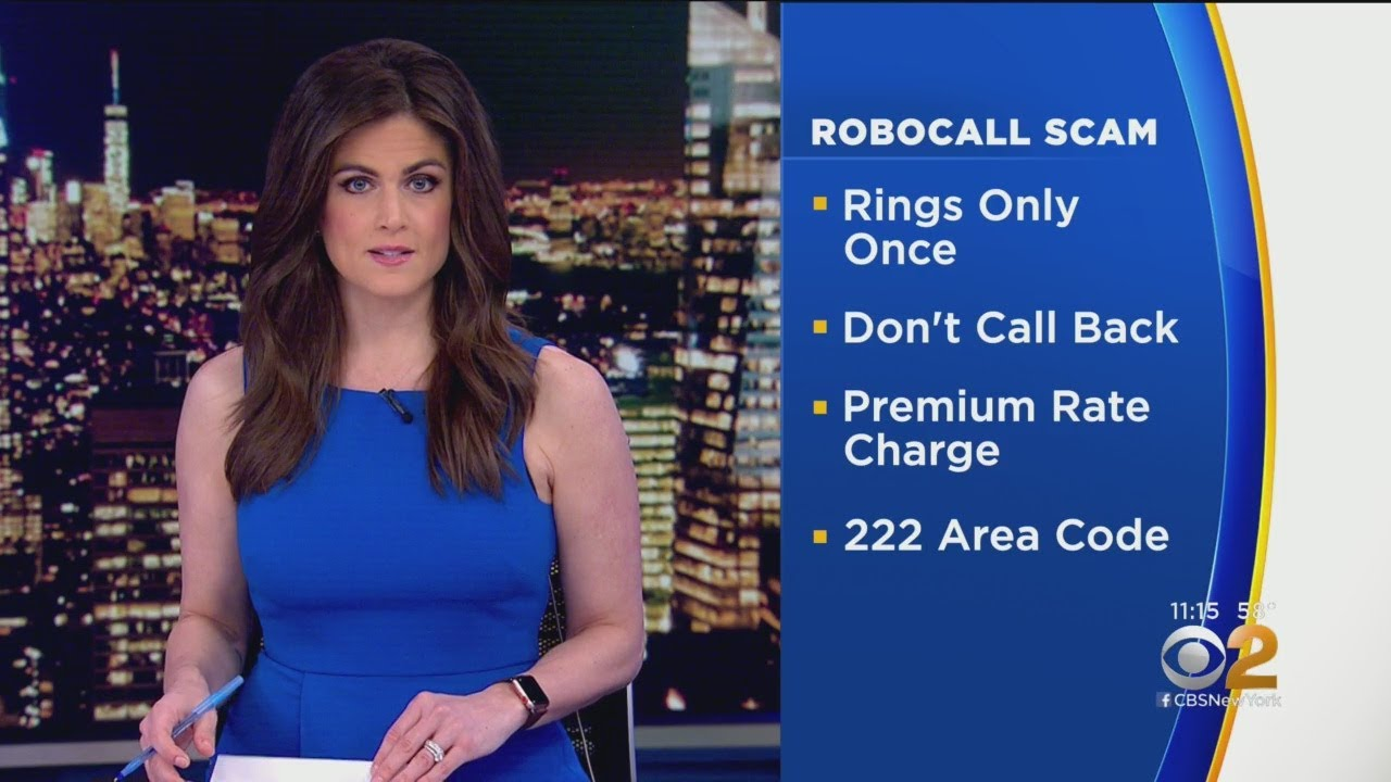 FCC Warns About 'One Ring' Robocall Billing Scam « Friendship