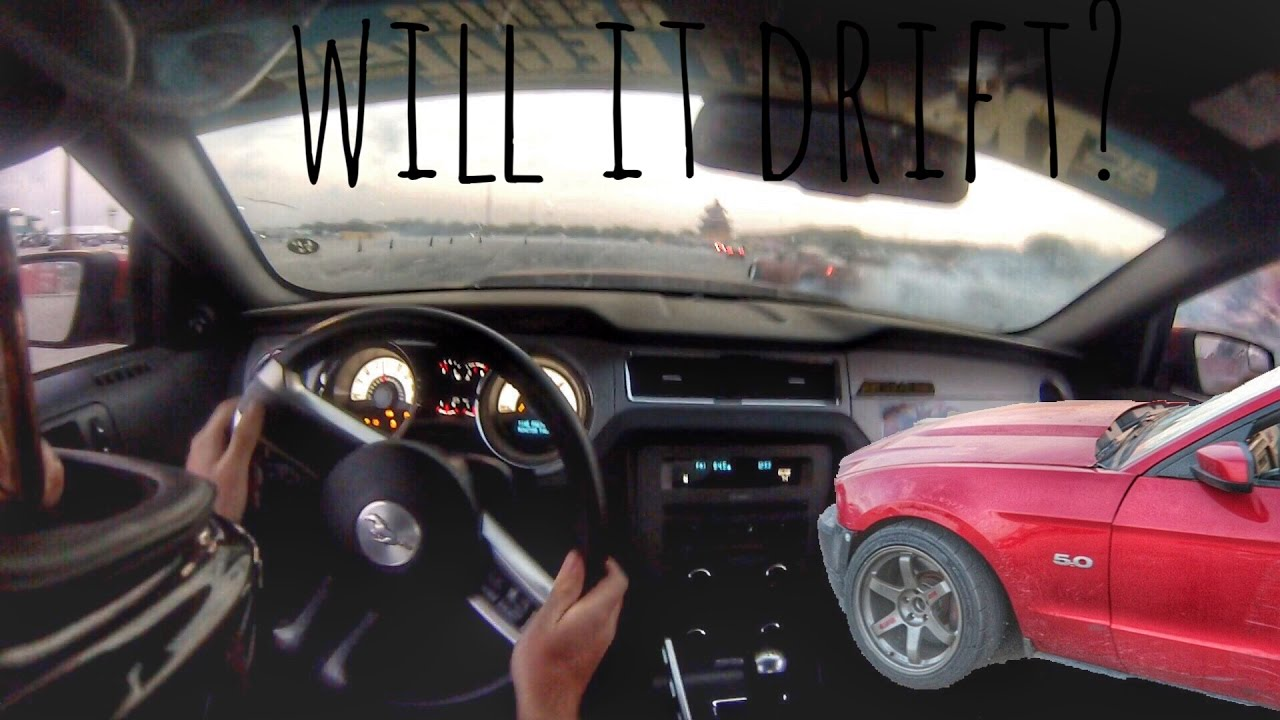 Is A Mustang The Best Drift Car We Ll Find Out Youtube