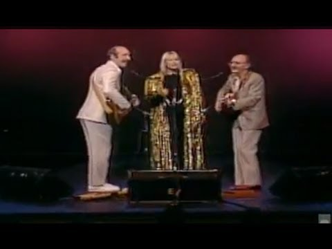 Peter, Paul and Mary - Puff, the Magic Dragon (25th Anniversary Concert)