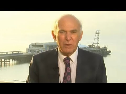 Could Sir Vince Cable be the next Prime Minister?