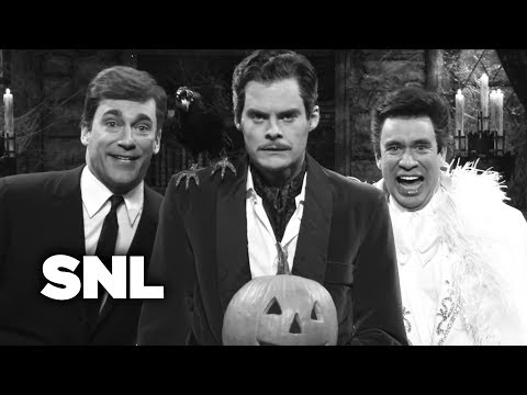 Vincent Price's Halloween Special II with John F. Kennedy Jon Hamm  SNL