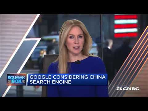 CEO Defends Google's Censorship Beast - Operation Dragonfly