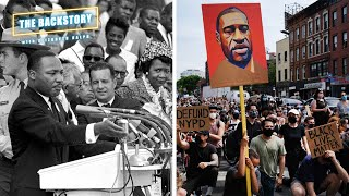 Comparing the 1968 civil rights protests to the Black Lives Matter movement of 2020