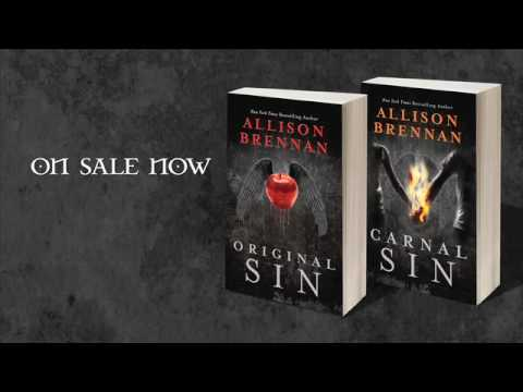 A book trailer for CARNAL SIN, by Allison Brennan