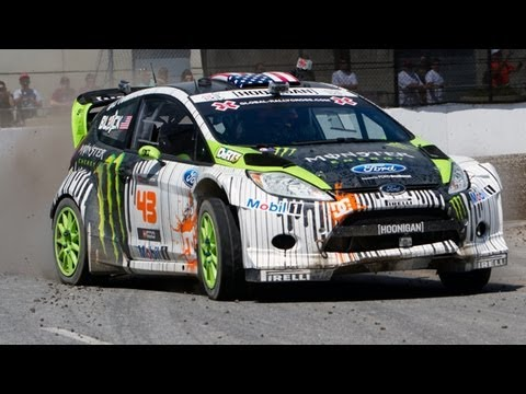 Ken Block Explains His Racing - /SHAKEDOWN Interview