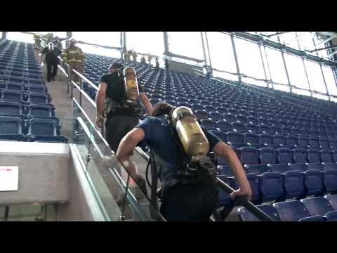 9-11 Memorial Stair Climb at FDIC 2011