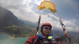 Siv Course Over Lake Annecy, France