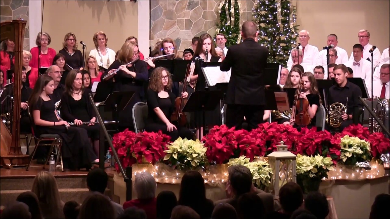 Christmas Cantata 2016 Music Only - YouTube