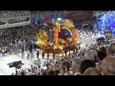 Champions Parade Rio de Janeiro Carnaval 2017