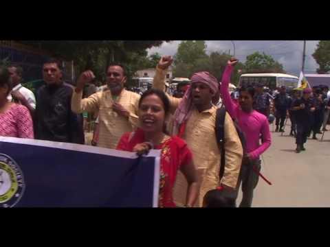 International Day of World's Indigenous Peoples-2017 Sagarmatha TV