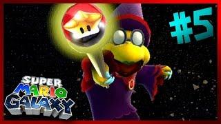 'Gangster Comets' - Super Mario Galaxy [#5]