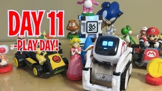 Cozmo - Day 11: PLAY DAY with Anki's New Robot (FULL REVIEW!)