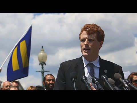 Q&A with Rep. Joe Kennedy III