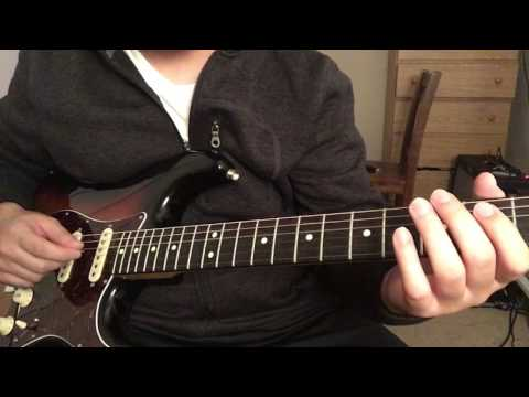 How to play Moonlight Mile on guitar - Rolling Stones- guitar tutorial