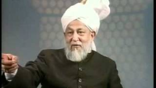 Liqa Ma'al Arab 31st July 1996 Question/Answer English/Arabic Islam Ahmadiyya