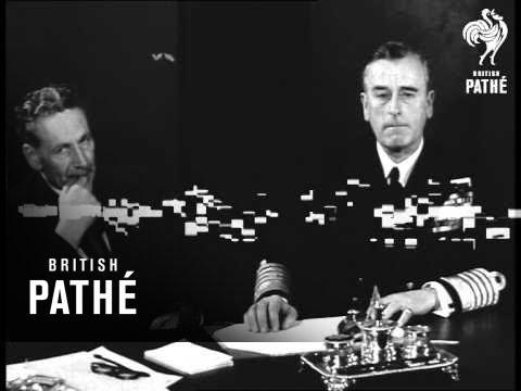 Admiralty Statement  (1958)