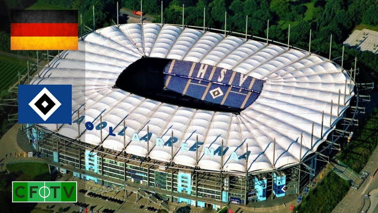 Volksparkstadion Hamburger Sv Youtube