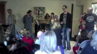 WORM POOP SONG - by Birdsong and the Eco-Wonders (with Dancing Dads)