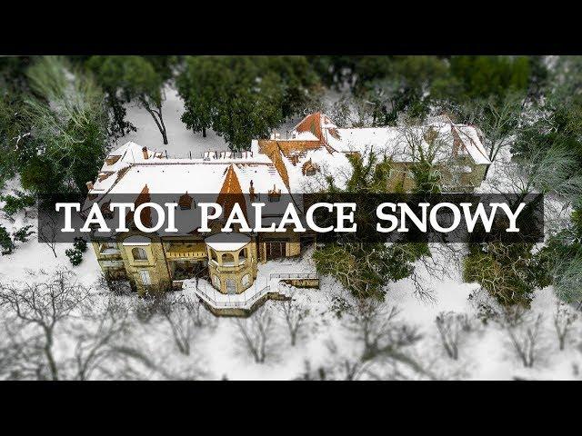 94d1cb856bbc Το Τατόι χιονισμένο είναι ακόμη πιο όμορφο. Το κτήμα που το ελληνικό  δημόσιο πλήρωσε 13 εκατ. ευρώ