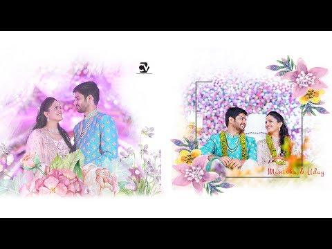    Wedding Mashup   feat. Manisha & Uday    Indian Wedding    By CV Photography  